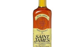 Rhum St James 70 CL