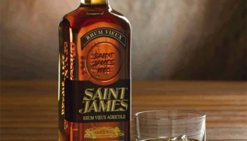 Rhum St James Ambré